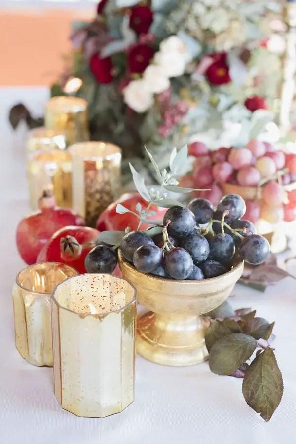 Gold wedding details - Purewhite Photography