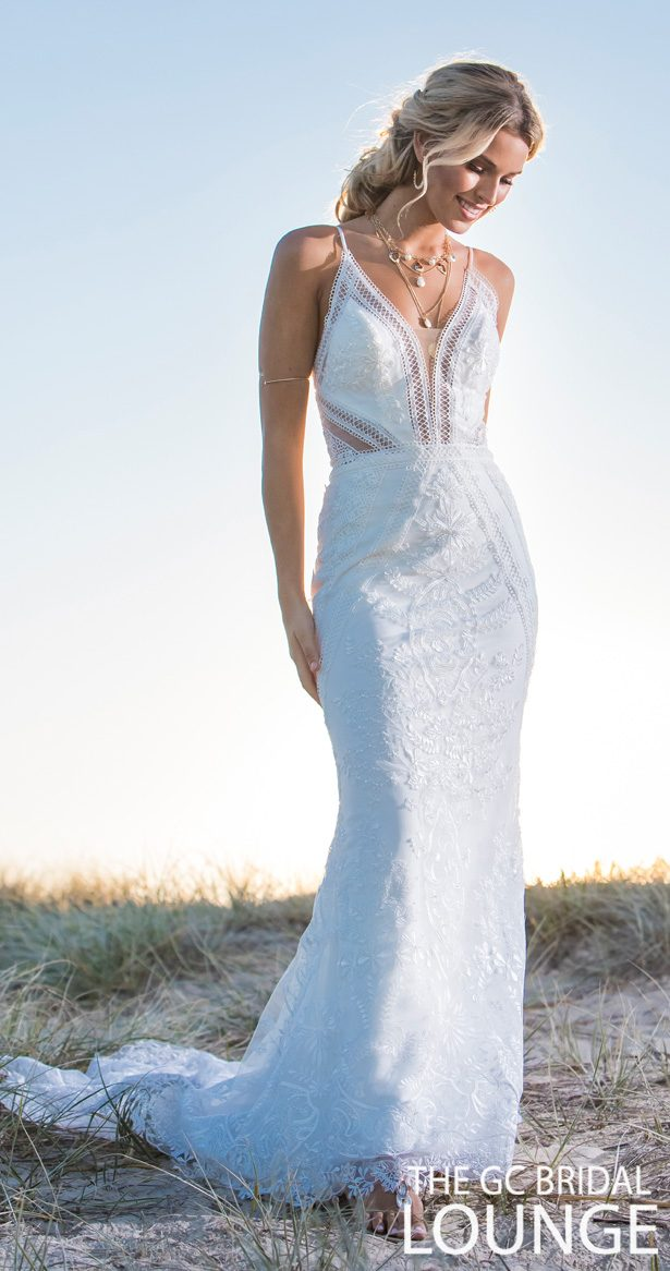 Kate Gubanyi for The GC Bridal Lounge Wedding Dresses 2020 - On Fire Bridal Collection - Paradise