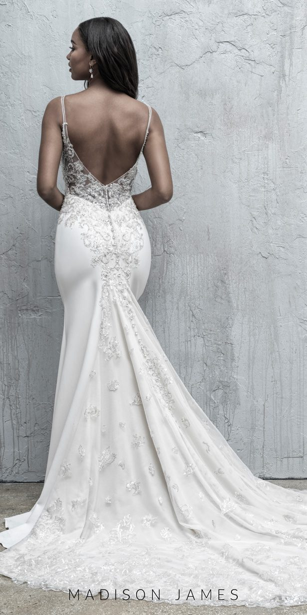 Stunning Wedding Dresses by Madison James Fall 2019 - MJ550