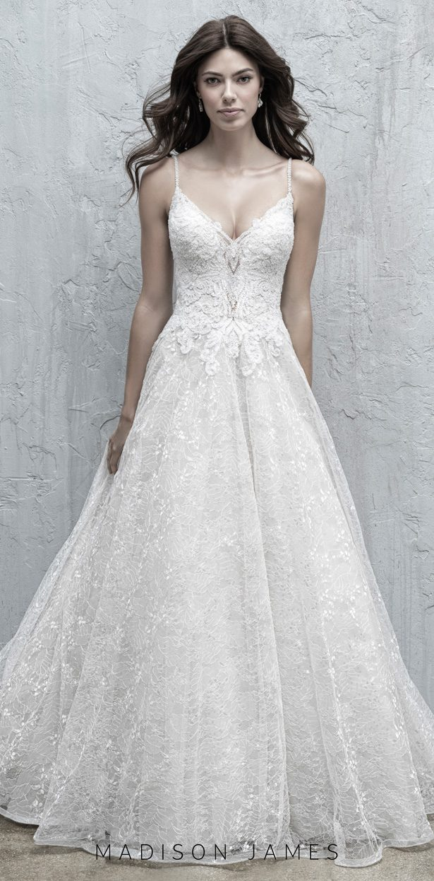 Stunning Wedding Dresses by Madison James Fall 2019 - MJ564F