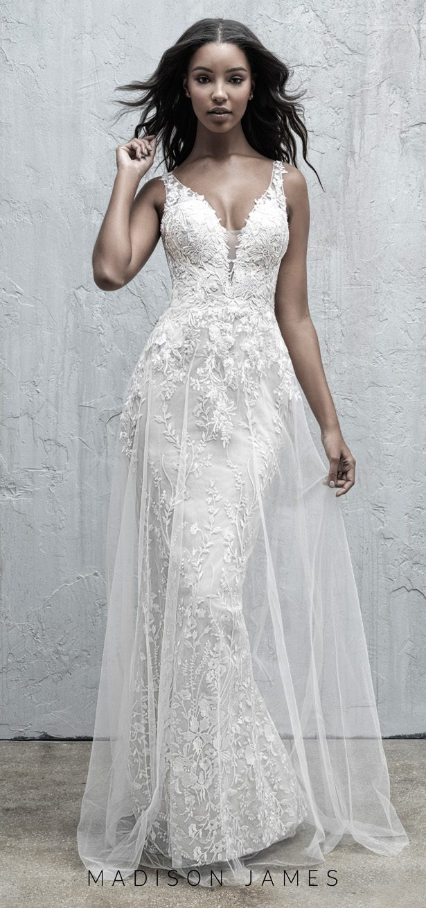 Stunning Wedding Dresses by Madison James Fall 2019 - MJ567