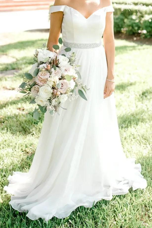 Wedding Bouquet - Photography: Hi Volt Studios