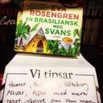 Akademibokhandeln tipsar om En brasiliansk, med svans