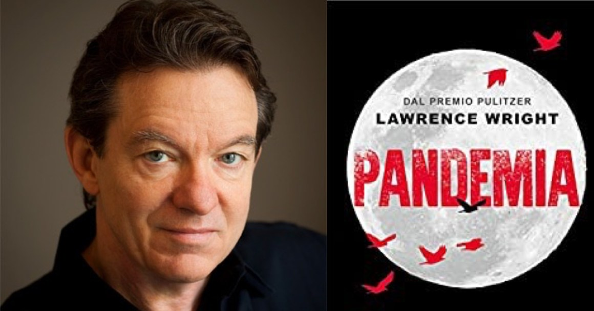 Pandemia, Lawrence Wright