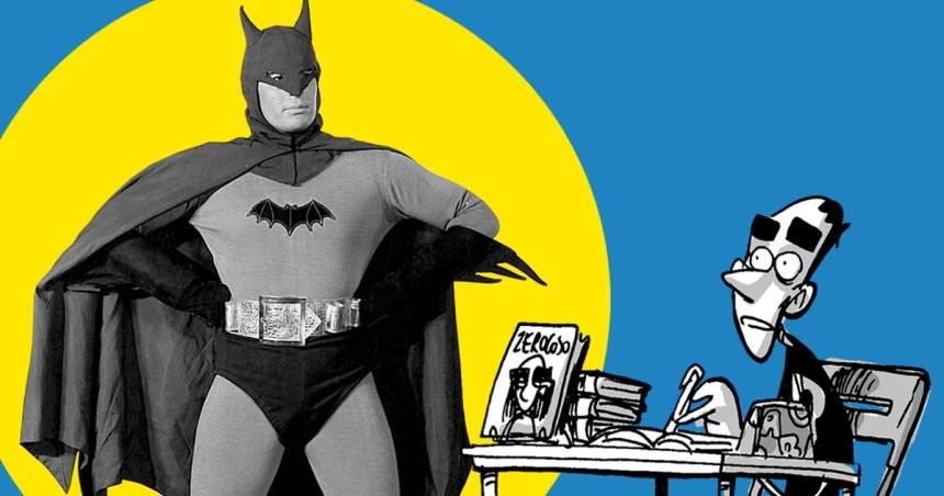 Il fumetto è scrittura. Intervista a Michele Foschini