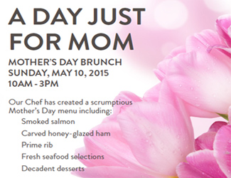 Mother's Day Brunch at Red Lion Bellevue - Bellevue Events ...