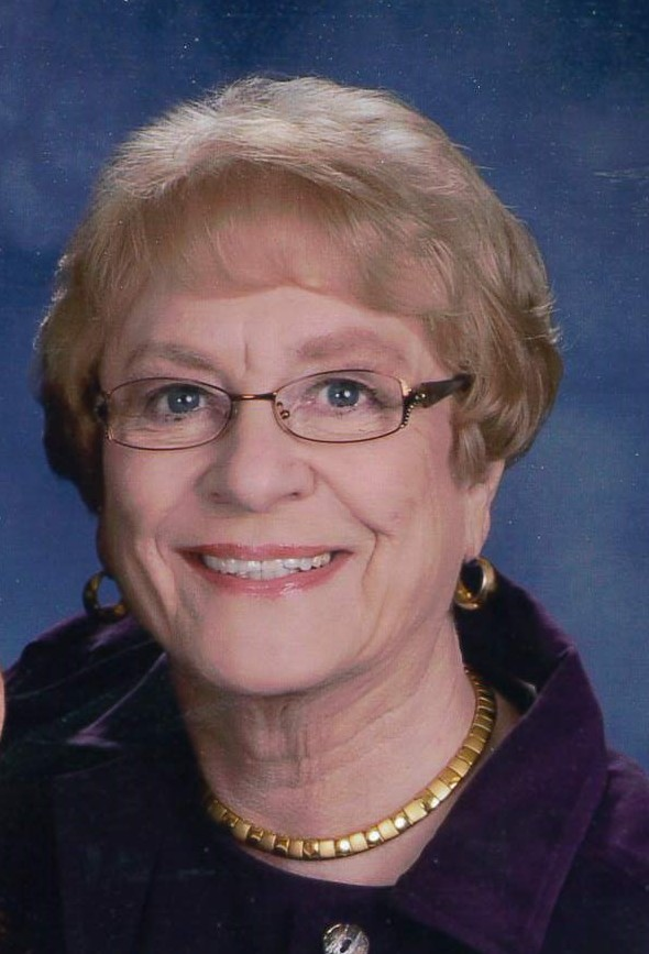 HARRIET M. CHAMBERLEN