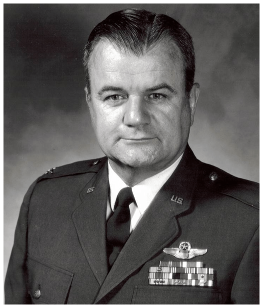 Jacob Anthony Joppa Col USAF (Ret)