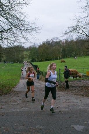Laura @ Heaton Park XC 2013
