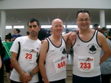 Ali, Barry and Phil @ Llandudno 2011