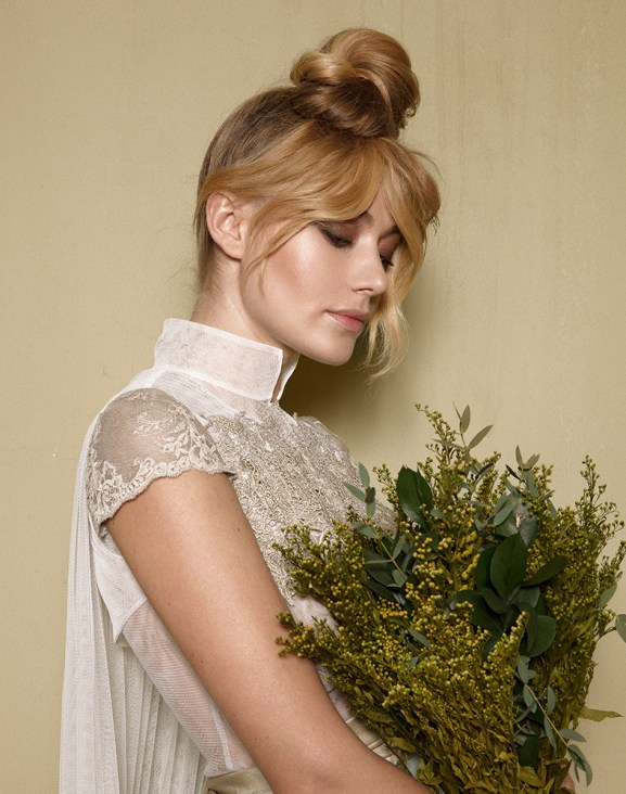 Pages, Peinados de novia