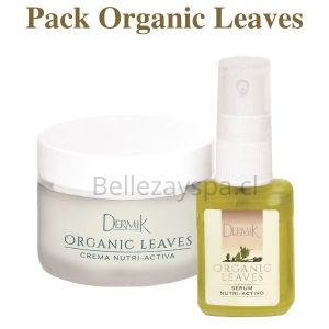 PACK ORGANIC LEAVES