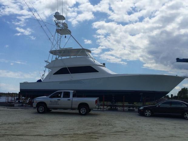 yacht window repair
