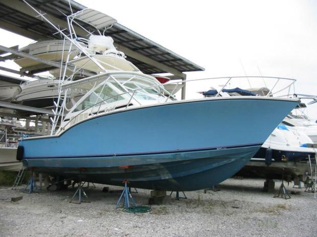 hull restoration