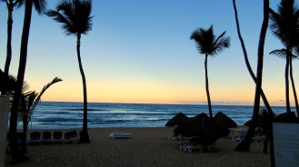Honeymoon in Punta Cana - beach
