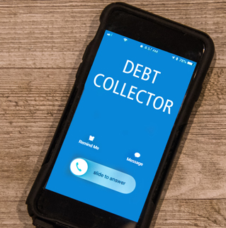 Harassment by Debt Collector