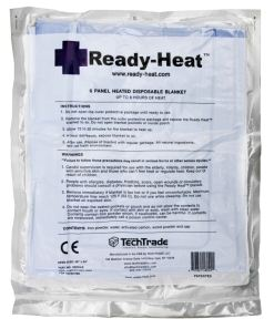 Ready-Heat Full Body Temperature Management Blanket, 10/case