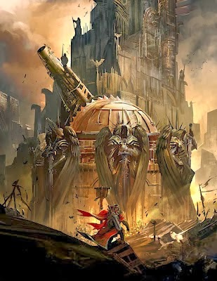 40k Stronghold Assault Pick Your Castle Bell Of Lost Souls