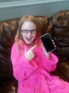 The Day My Daughter's Phone Died #RIP