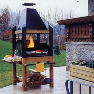 Demetra dà il meglio di se con i kit barbecue+sauna: Prodotti Barbecue Caminetti Bellotto Arredo Treviso Veneto