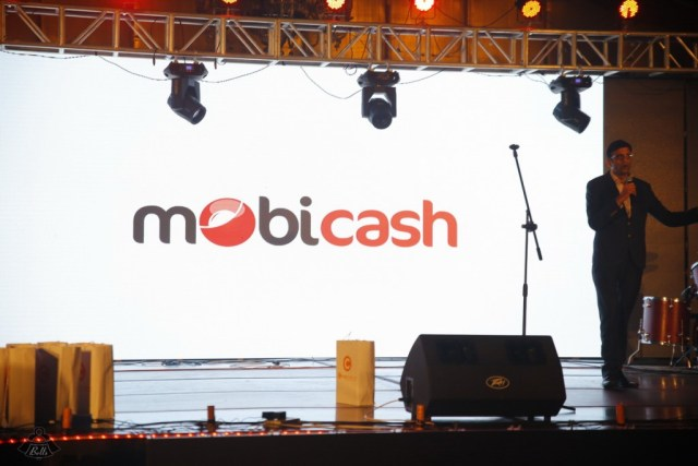 Mobicash at the Cheezmall.com event