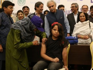 Typhoid Conjugate Vaccine in Pakistan