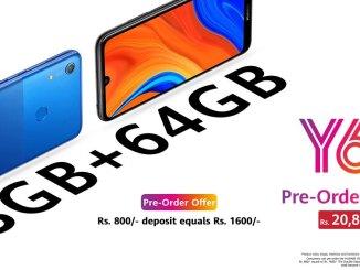 Huawei Y6s Pre Orders Price Pakistan