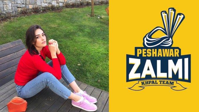 Esra Bilgic Halime Sultan Peshawar Zalmi