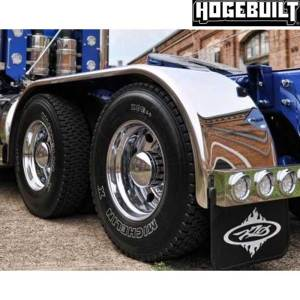 Bells-And-Whistles-Chrome-Shop-Trucks-Aftermarket-Accessories-Fenders-Hogebuilt-430-Stainless-Steel-Low-Rider-Full-Tandem-Fender-Peterbilt-Kenworth-Freightliner-Mack-Volvo-Lonestar