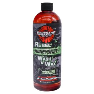 Bells-And-Whistles-Chrome-Shop-Trucks-Aftermarket-Accessories-Polishing-Renegade Products-Rebel Money Shot Wash n' Wax-Peterbilt-Kenworth-Freightliner-Mack-Volvo-Lonestar