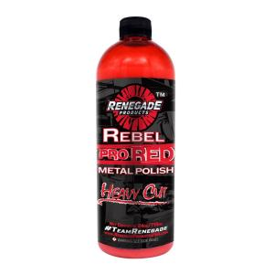 Bells-And-Whistles-Chrome-Shop-Trucks-Aftermarket-Accessories-Polishing-Renegade Products-Rebel Pro Red-Peterbilt-Kenworth-Freightliner-Mack-Volvo-Lonestar