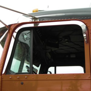 Trux Accessories Freightliner Window Shade