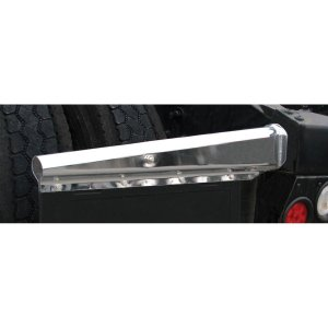 "Trux Accessories 30"" Stainless Standard Mud Flap Hanger"