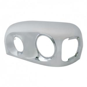 Bells-And-Whistles-Chrome-Shop-Trucks-Aftermarket-Accessories-Headlight-United Pacific-Freightliner Century Headlight Bezel-Peterbilt-Kenworth-Freightliner-Mack-Volvo-Lonestar