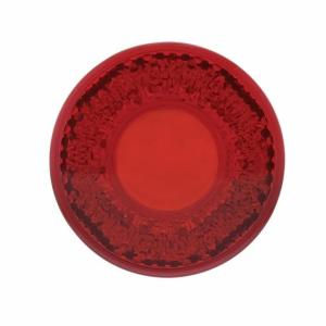 """United Pacific 9 LED 2"""" Mirage Clearance/Marker Light - Red Led/Red Lens- Off"""