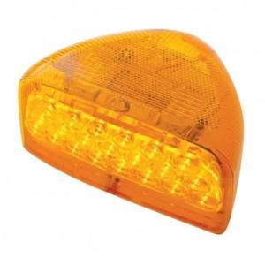 United Pacific 31 LED Peterbilt Turn Signal Light - Amber LED/Amber Lens