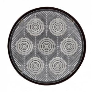 """4"""" Competition Series Turn Signal Light - Amber LED/Clear Lens"""