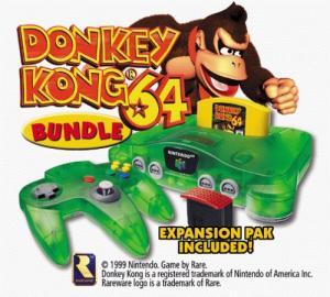 Donkey Green n64 pic