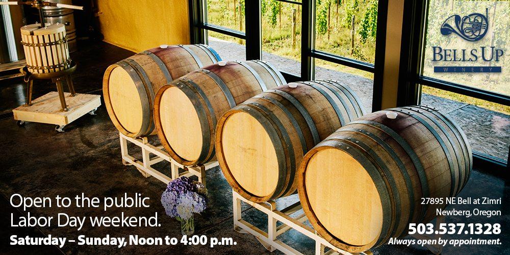 Bells Up Winery Tasting Room