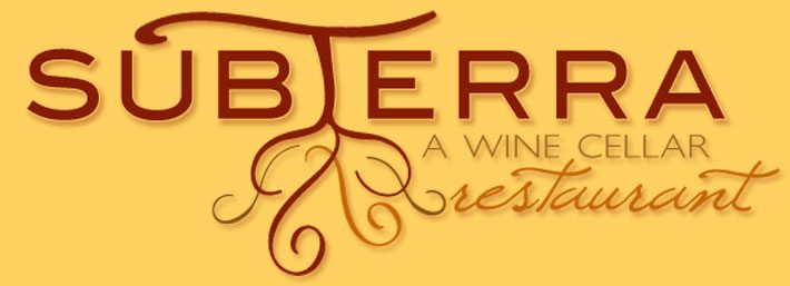 Subterra Features Bells Up as Winery of the Month @ Subterra - A Wine Cellar Restaurant