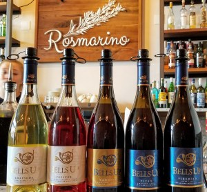 Bells Up Spring Winemaker Dinner at Rosmarino @ Rosmarino Osteria Italiana