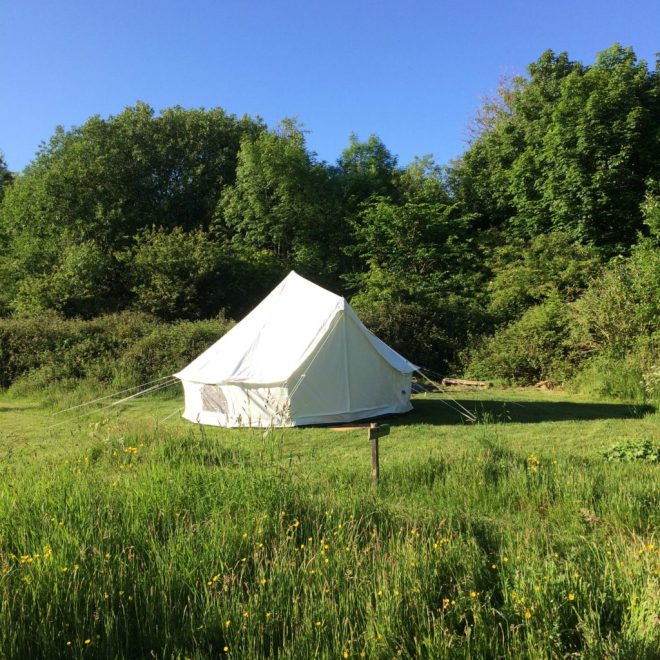 Solace I Bell Tent