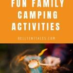 25 Fun Family Camping Activities