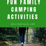 25 simple and fun family camping activities.