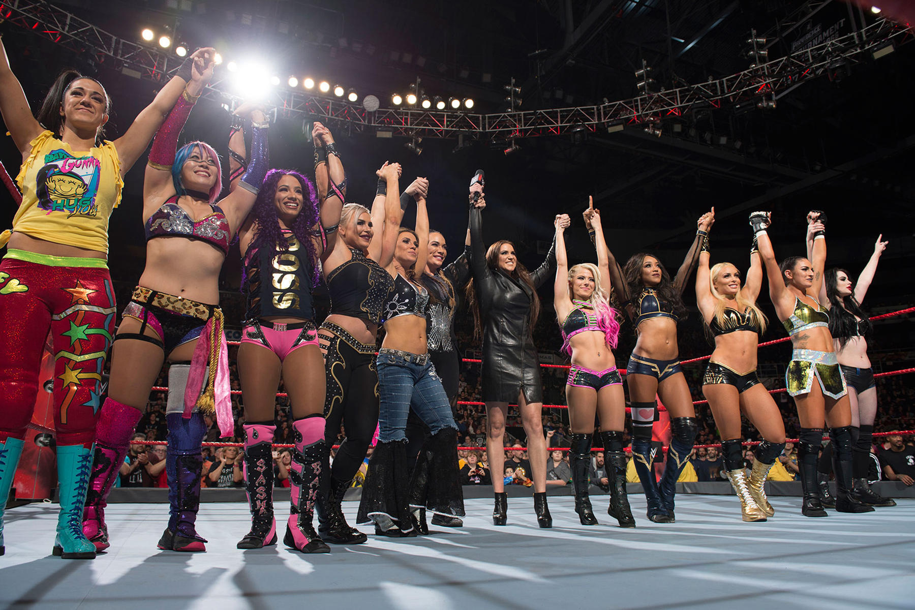 WWE Women's Evolution is deterred by lack of on-air presence