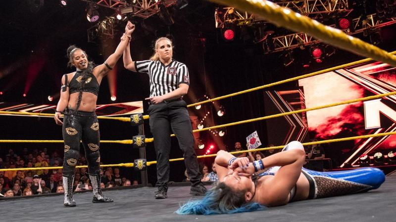 Bianca Belair vs Mia Yim has quietly been NXT's best feud
