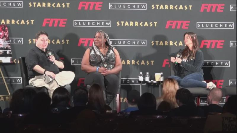 Lita and Awesome Kong share how kayfabe affects mental health