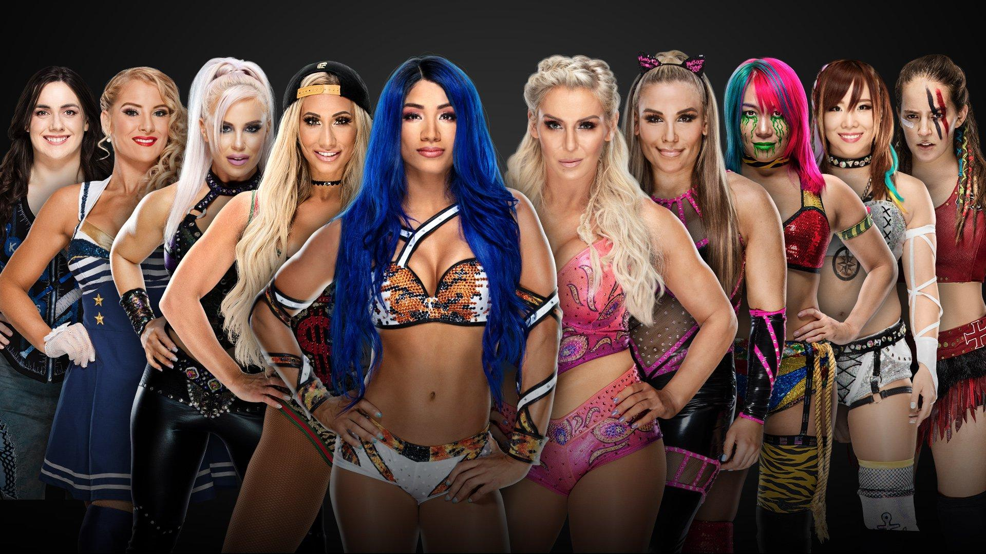 WWE reveals Team Raw after the go-home episode