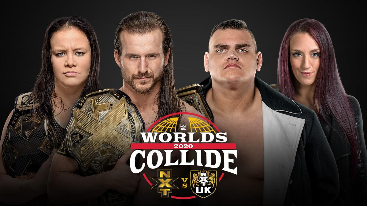 Worlds Collide announced for Royal Rumble weekend