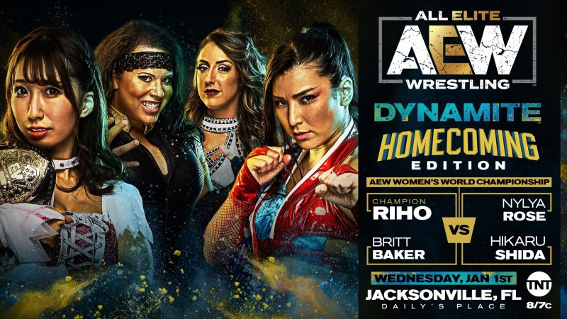 Kris Statlander won't challenge Riho on AEW Homecoming